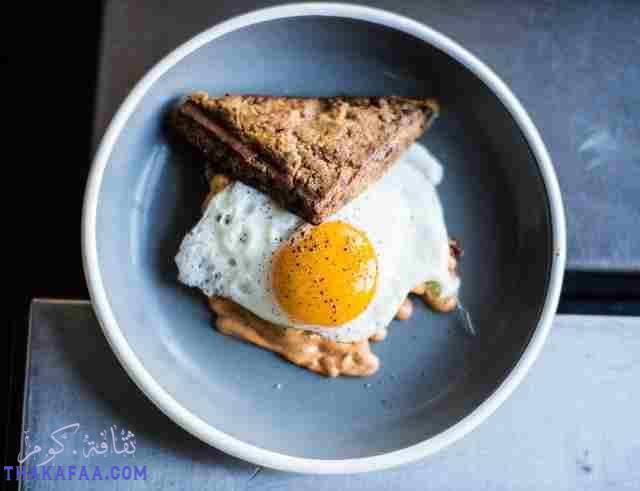 البيض -أطعمة غنية بالحديد للأطفال