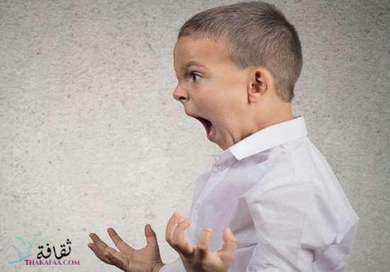 السلوك العدواني لدي الطفل