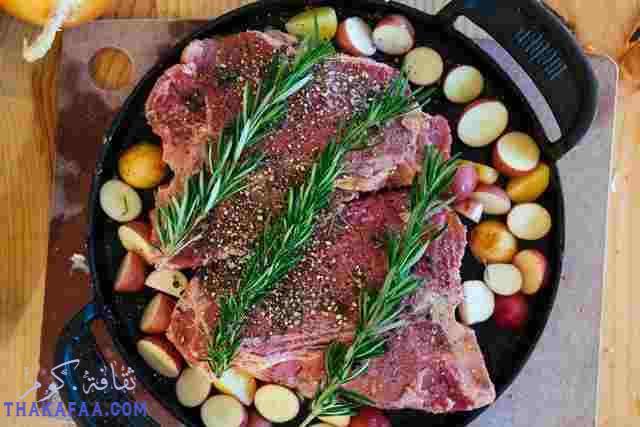 اللحوم-أطعمة غنية بالحديد للأطفال