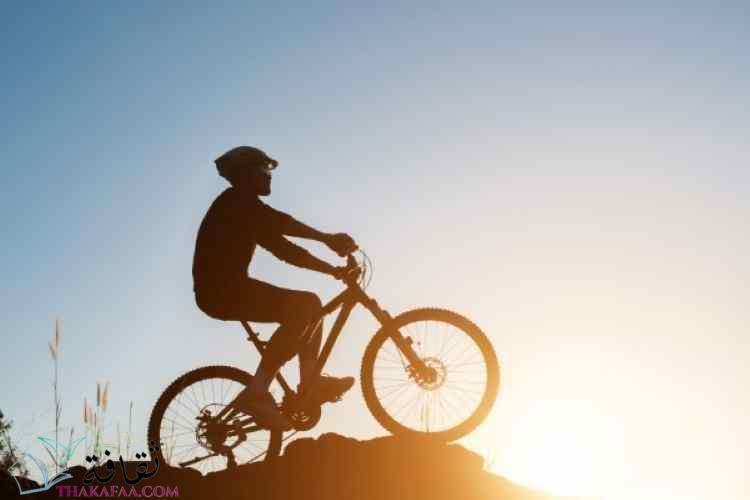 انقاص الوزن علي الدراجة الهوائية 2-موقع ثقافة.كوم