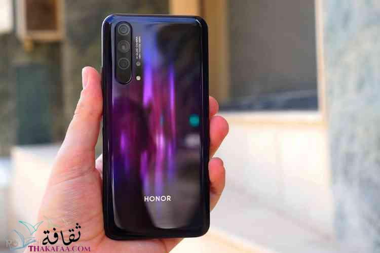 Huawei Honor 20 Pro افضل كاميرا جوال 2021