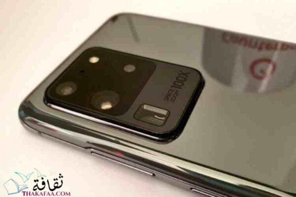 Samsung Galaxy S20 Ultra افضل كاميرا موبايل 2021