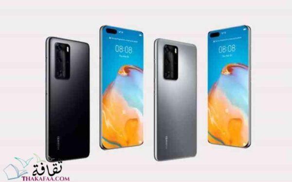 huawei-p40-pro افضل كاميرا هاتف 2021