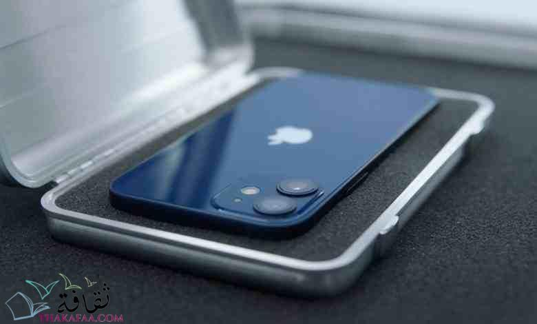 iPhone 12 mini افضل كاميرا موبايل