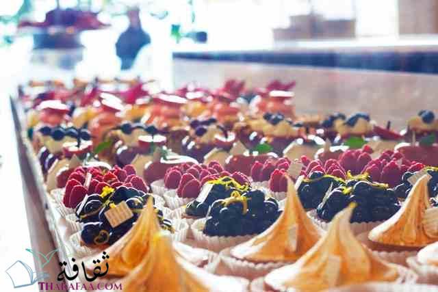 الحلويات - افكار هدايا عيد الام بسيطة-موقع ثقافة.كوم