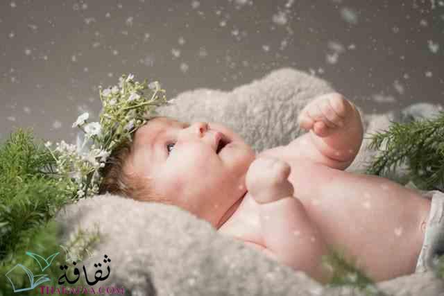اهم مراحل النمو للطفل الرضيع في الشهر الاول-موقع ثقافة.كوم1