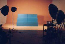 صورة افضل طريقة عمل استديو تصوير في المنزل بسيطة