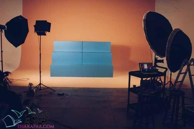 طريقة عمل استديو تصوير في المنزل احترافي -موقع ثقافة.كوم