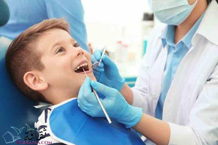 نصائح العناية بأسنان طفلك وحمايتها ضد التسوس-موقع ثقافة.كوم 1