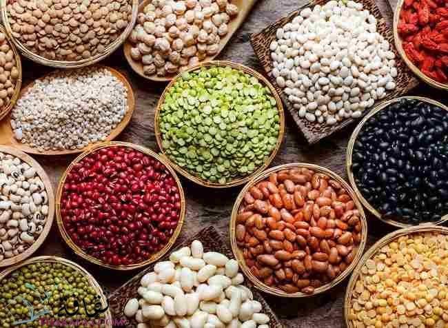 البقوليات و الحبوب-موقع ثقافة.كوم