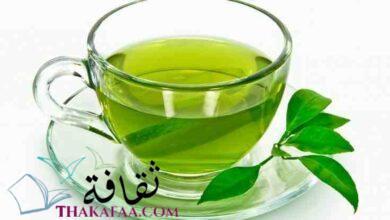 صورة اهم فوائد الشاي الاخضر للبشرة و الشعر