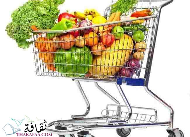 قائمة مشتريات رمضان وجميع مستلزمات ومقاضي المنزل