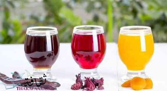 أشهر 18 مشروب من مشروبات رمضان و العصائر الرمضانية