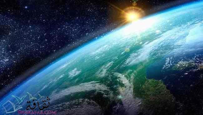 بحث عن البيئة -الغلاف الجوي- موقع ثقافة.كوم