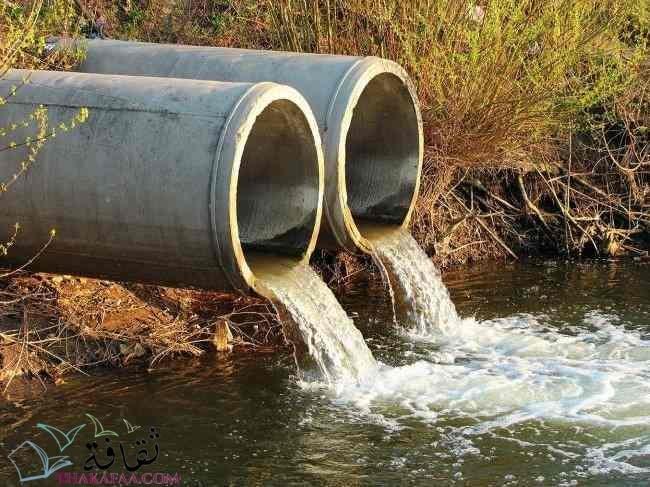بحث عن البيئة - تلوث الماء- موقع ثقافة.كوم