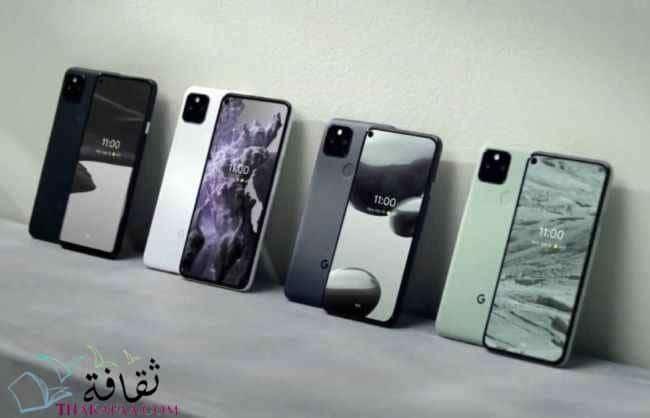 جوجلPixel 4A 5G- أفضل هواتف 2021- ثقافة.كوم