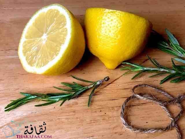 طرق تخزين الليمون في المنزل