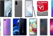 صورة قائمة أفضل هواتف 2021 من الفئة المتوسطة و الاقتصادية