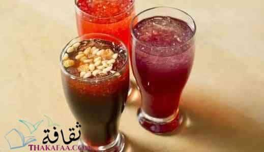 مشروب الجلاب - مشروبات رمضان و عصائر رمضانية