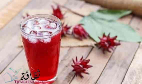 مشروب الكركديه - مشروبات رمضان و عصائر رمضانية