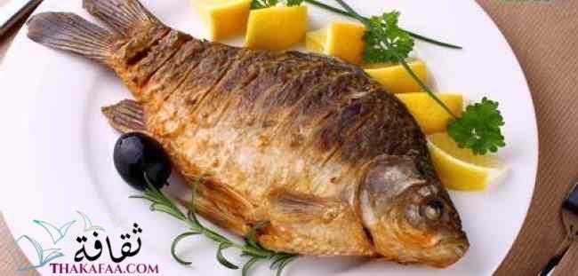 ادق تفسير رؤية السمك المشوي في المنام جميع التفسيرات