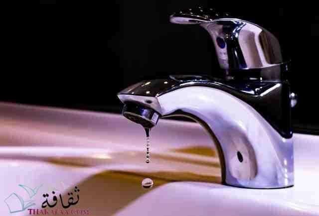 بحث عن الماء وأهميته وطرق المحافظة علي المياه