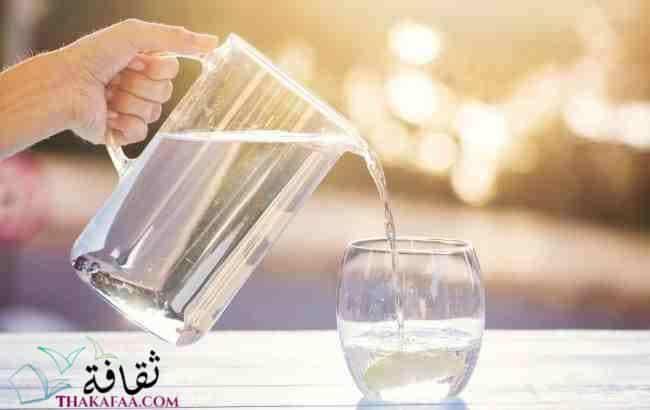 بحث عن الماء وطرق المحافظة علي المياه