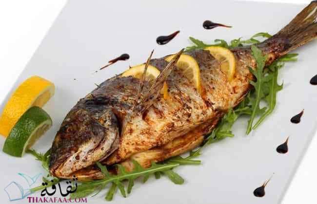 تفسير حلم أكل السمك في المنام