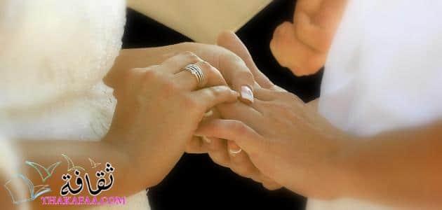 تفسير حلم الزواج للعزباء في المنام