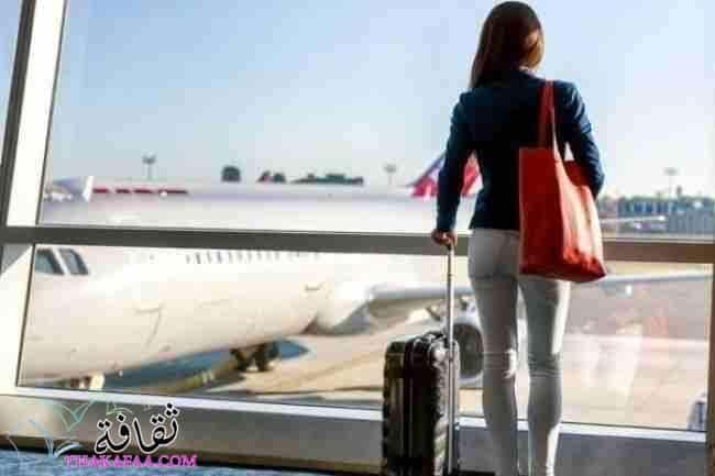 تفسير حلم السفر في المنام للمتزوجة
