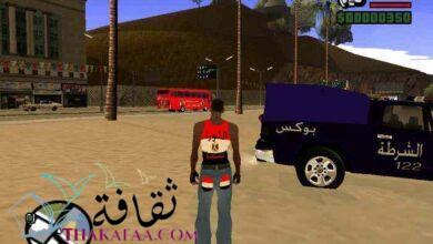 صورة أحدث جميع شفرات جاتا المصرية بالتفصيل GTA Egypt cheats
