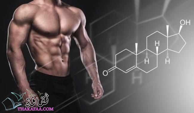 نسبة هرمون التستوستيرون عند الرجال