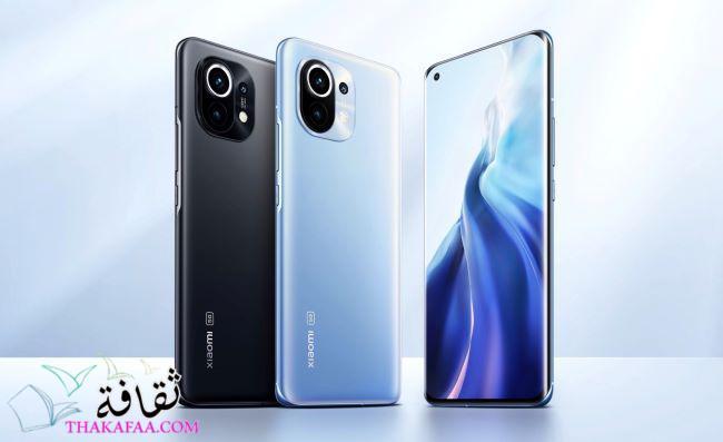 Xiaomi Mi 11 - افضل موبايل من حيث قوة الشبكة 2021