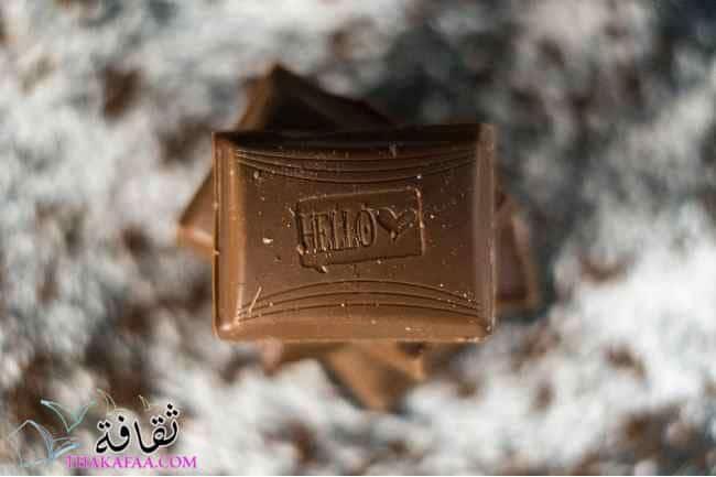 تفسير حلم الشوكولاتة