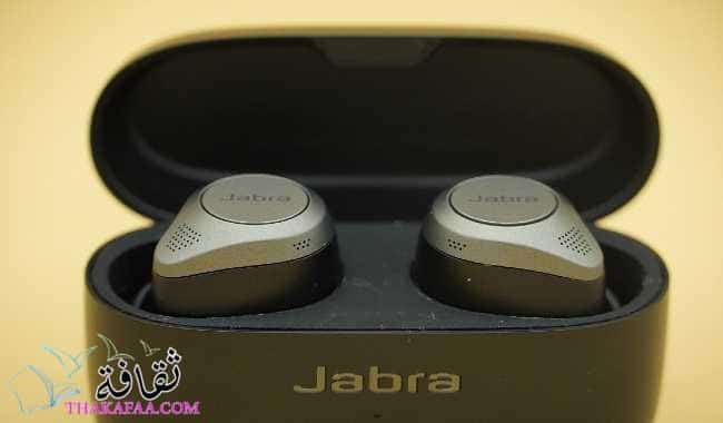 أفضل سماعات لاسلكية 2021 سماعات جيبرا Jabra Elite 85t