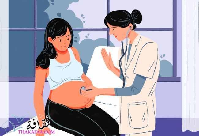 متى يبدأ نبض الجنين ؟