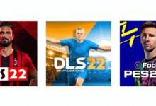 صورة أفضل العاب كرة القدم 2022 للاندرويد (اونلاين و اوفلاين)